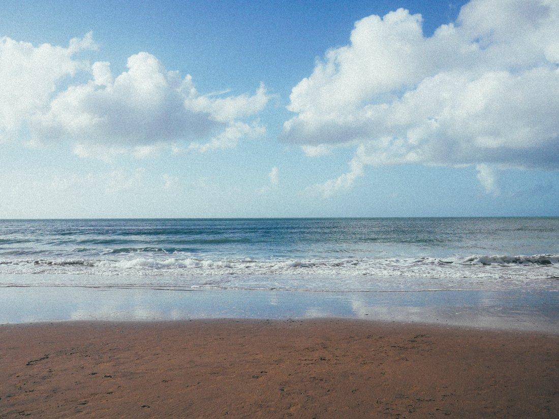 Tresaith Beach, Wales, UK Exploring the UK Coastline on Hand Luggage Only Blog (6)