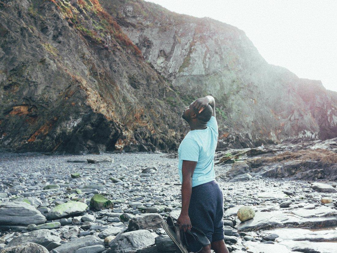 Tresaith Beach, Wales, UK Exploring the UK Coastline on Hand Luggage Only Blog (14)