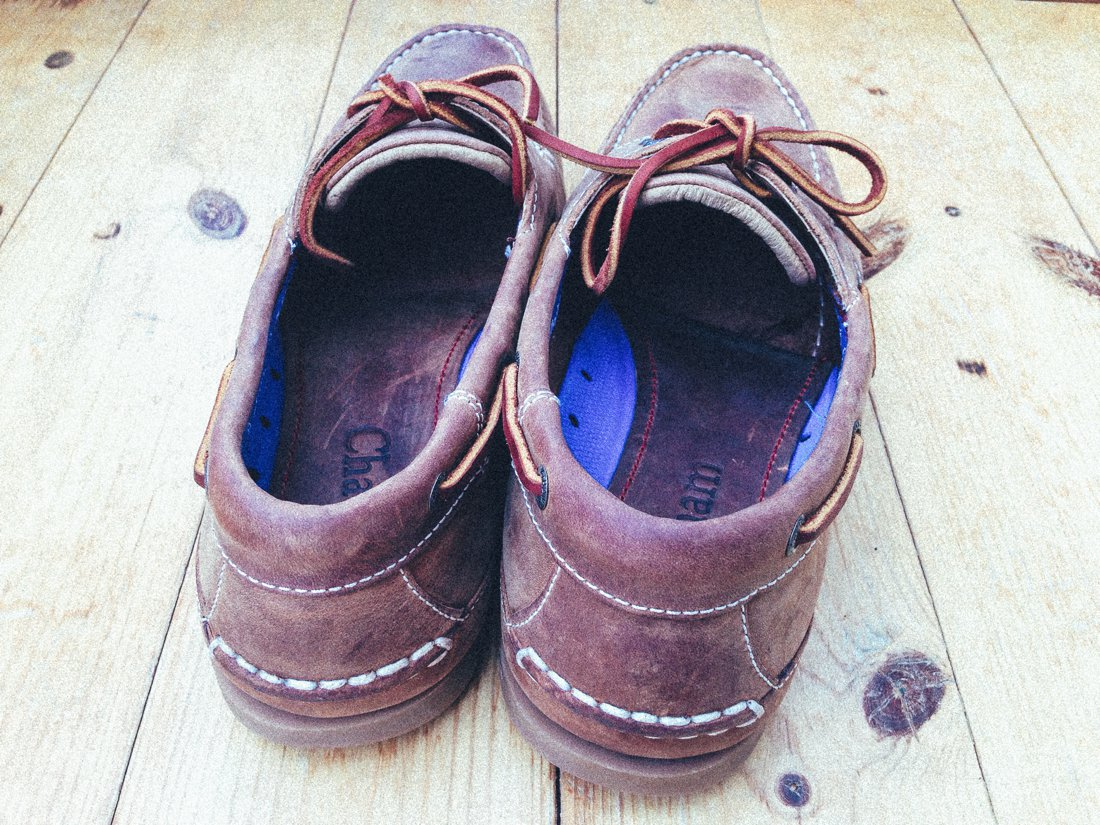 Chatham Marine Boat Shoes on Hand Luggage Only (1)