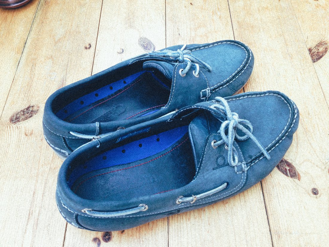 Chatham Marine Boat Shoes on Hand Luggage Only (2)