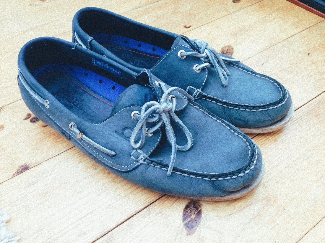 Chatham Marine Boat Shoes on Hand Luggage Only (4)