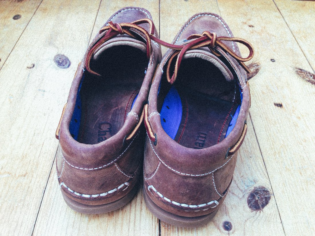 Chatham Marine Boat Shoes on Hand Luggage Only (5)