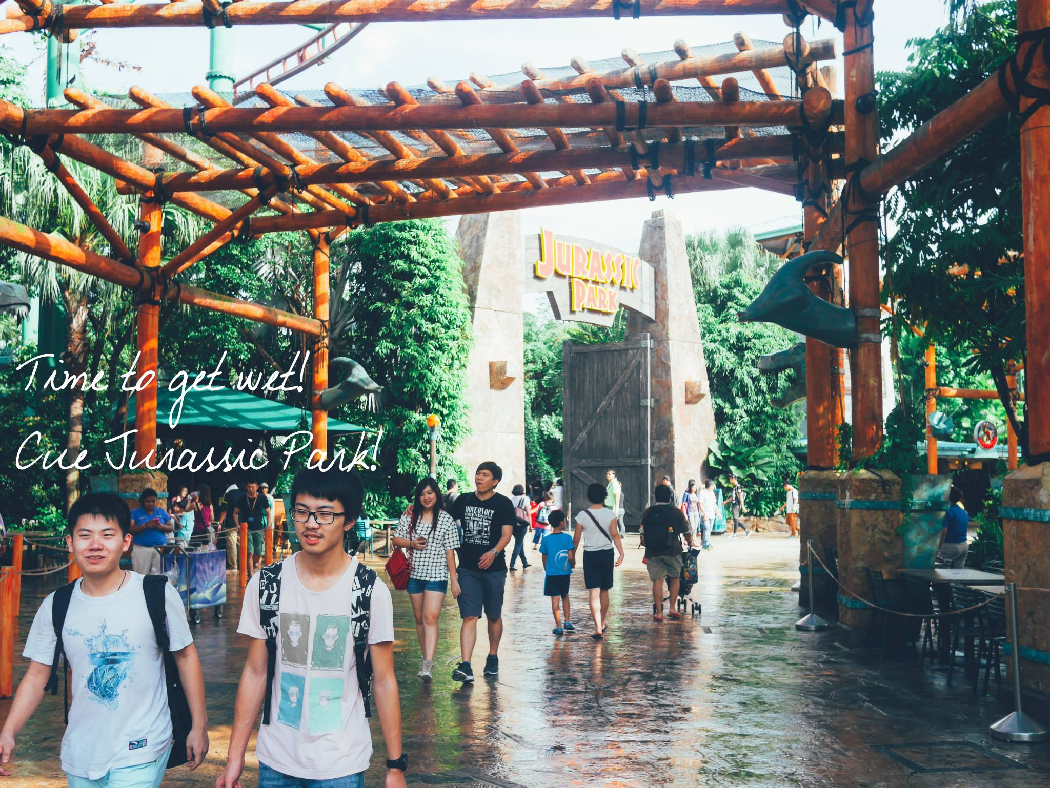 how to go to universal studios singapore by mrt