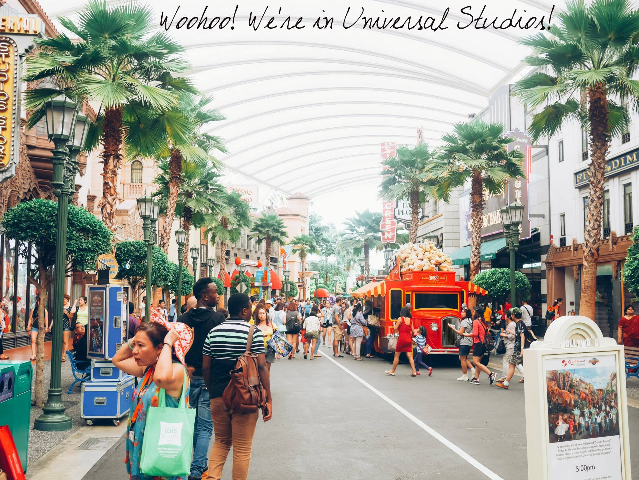 Universal Studios, Singapore (4)