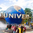Visiting Universal Studios In Singapore