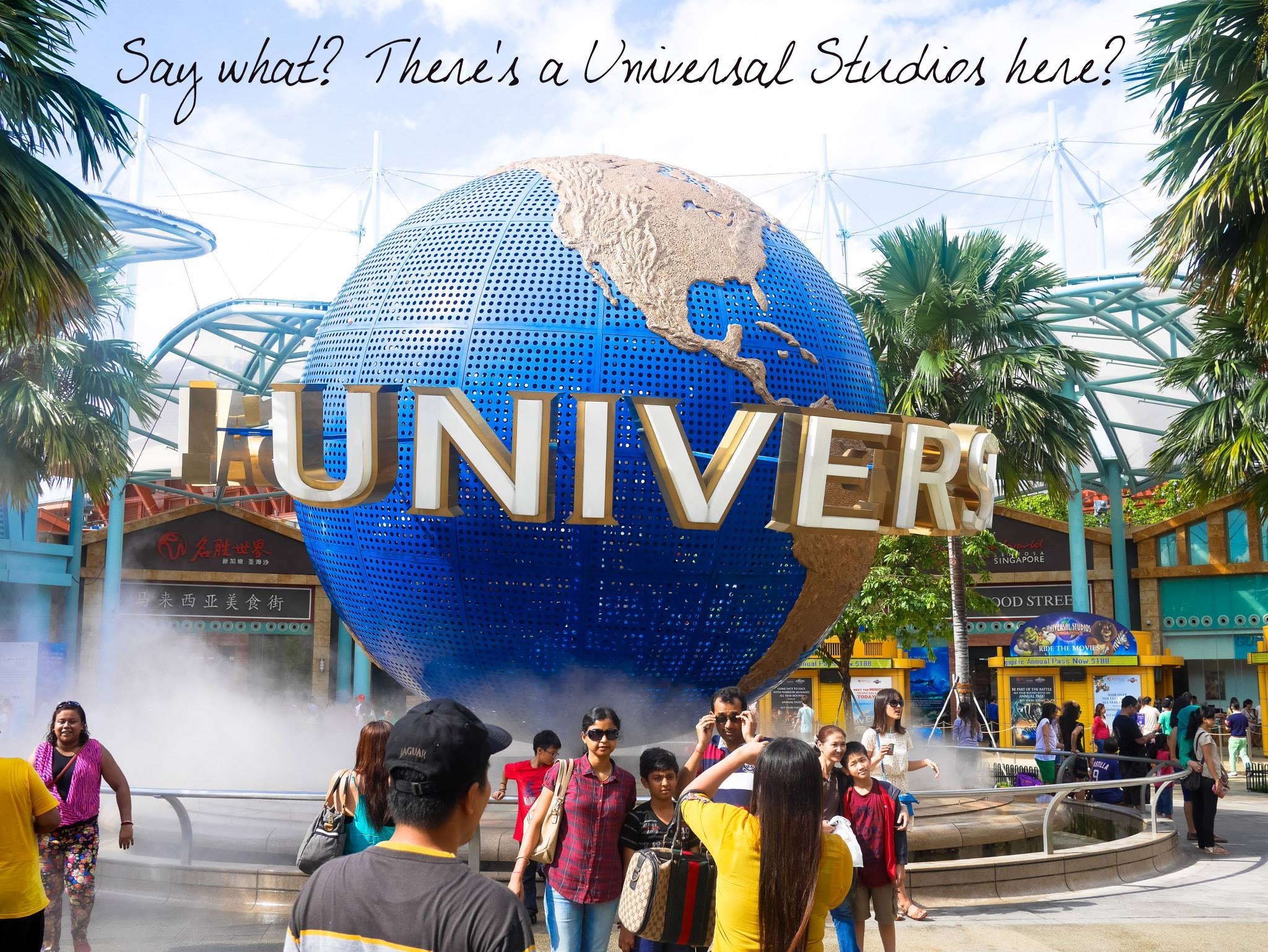 Universal Studios, Singapore (3)
