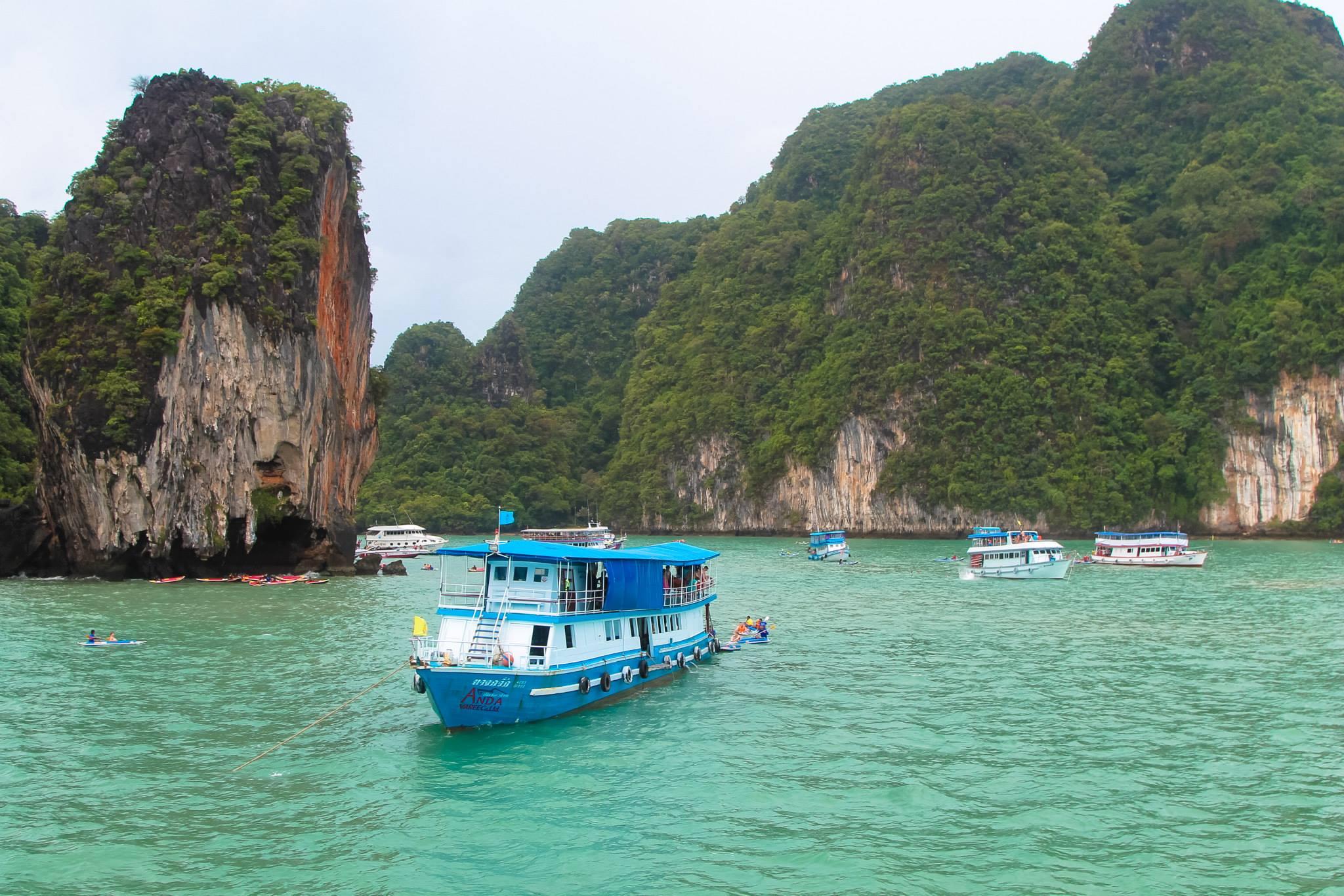 Phuket, Thailand on Hand Luggage Only Blog - www.HandLuggageOnly.co.uk