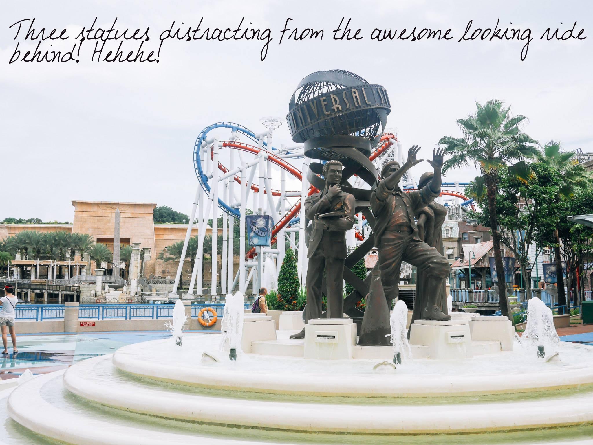 Universal Studios, Singapore (6)