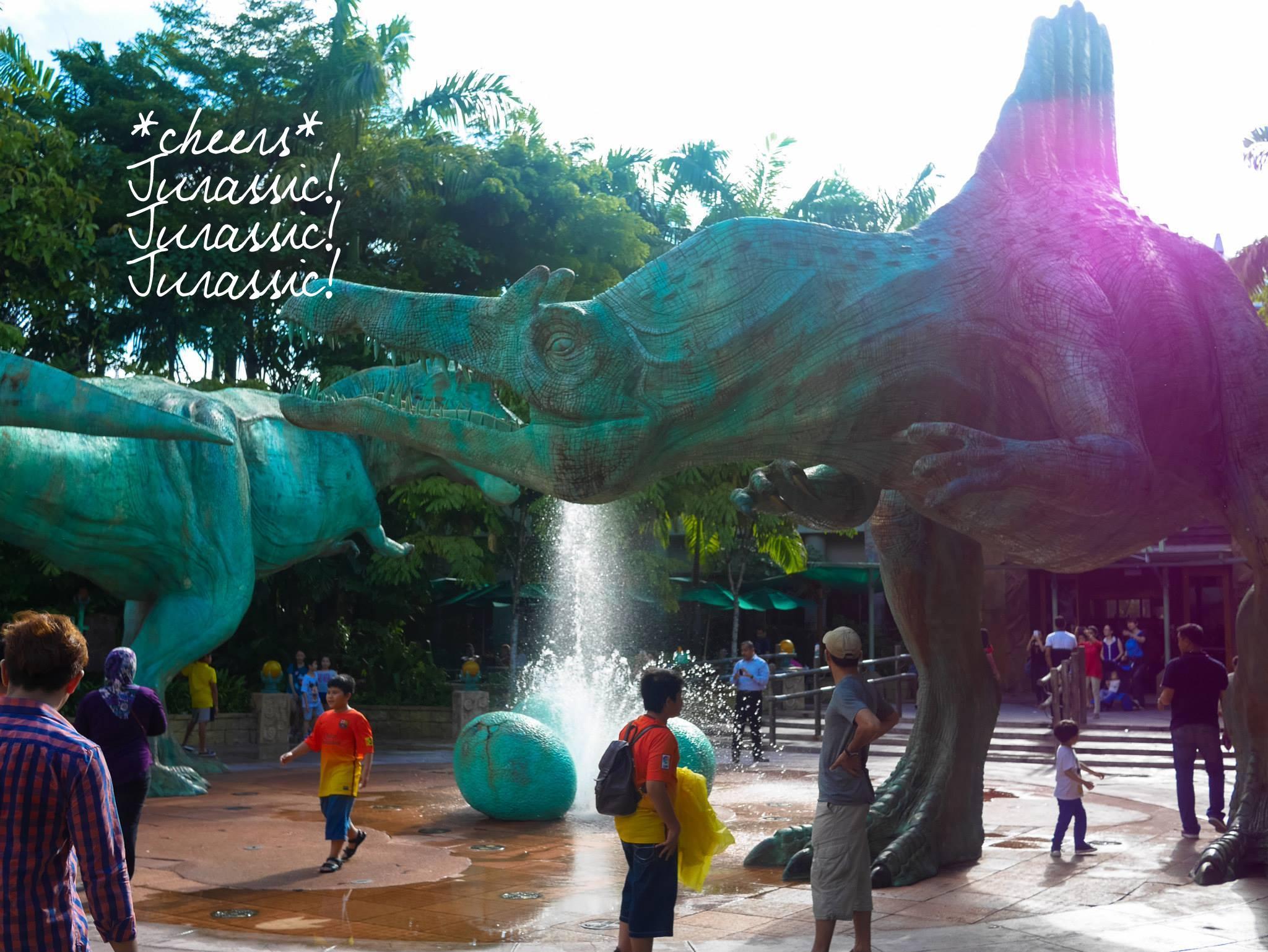 Universal Studios, Singapore (9)