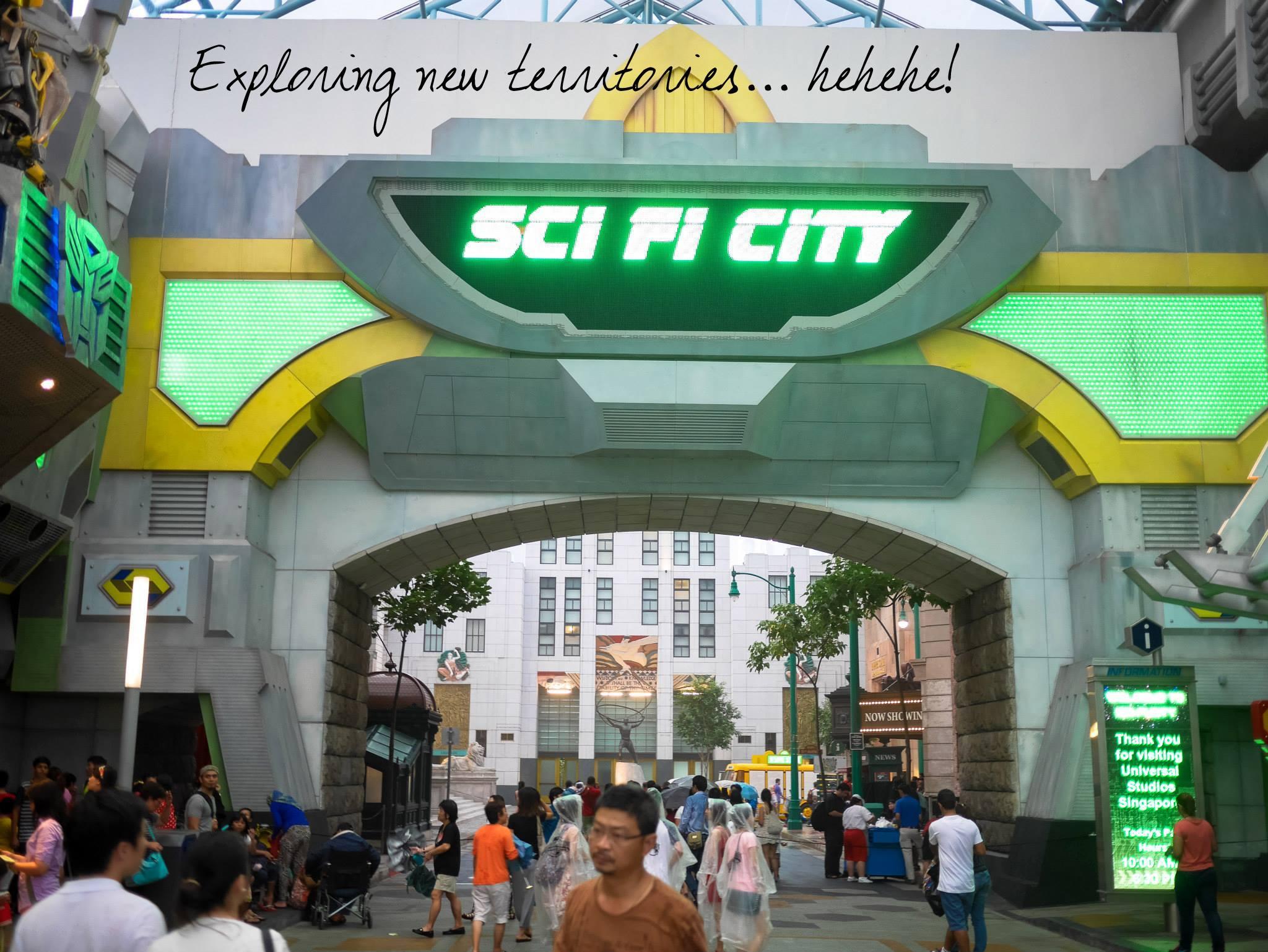 Universal Studios, Singapore (14)