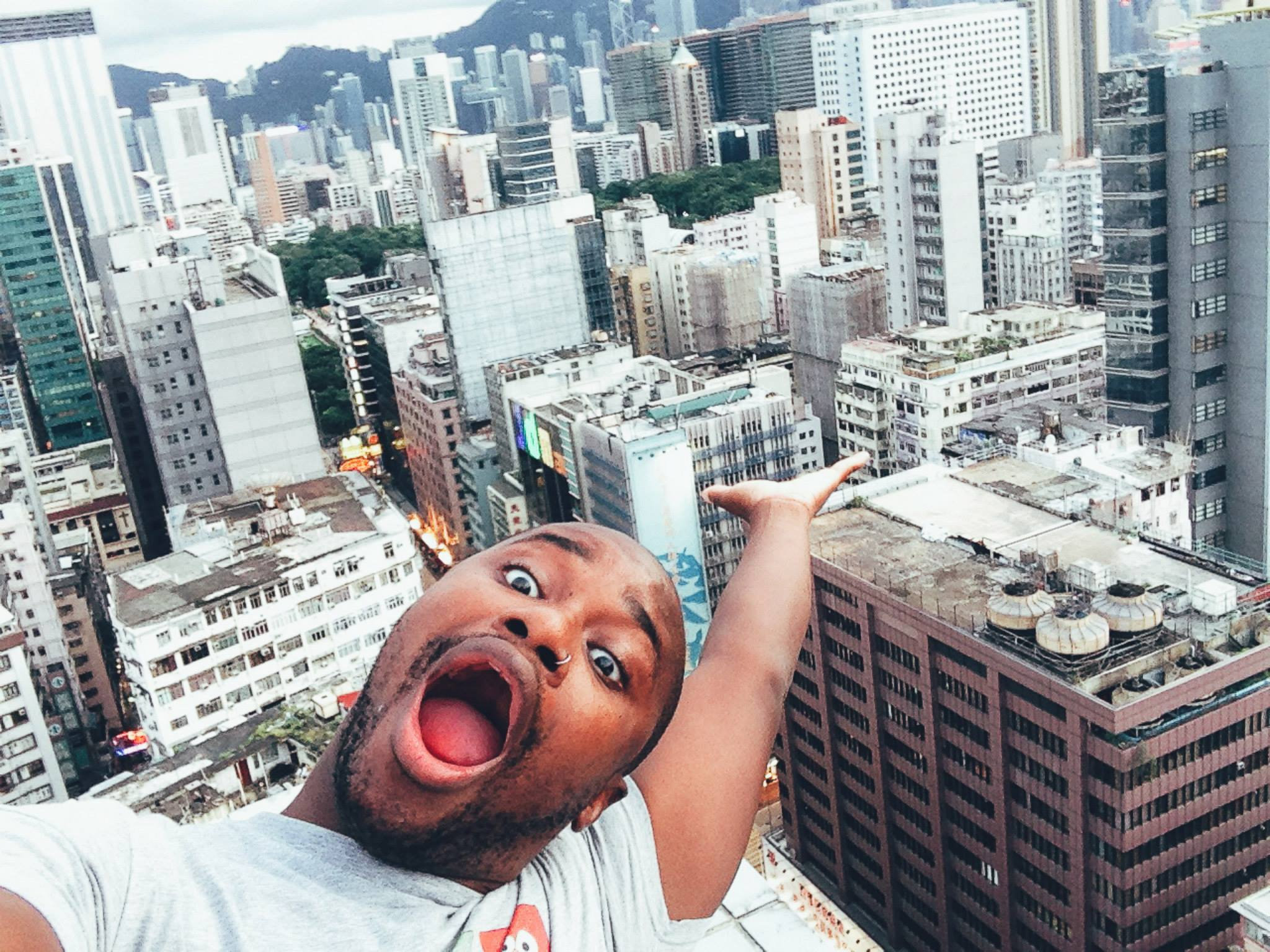 Best. Selfie. Ever? - Hand Luggage Only - Travel, Food & Photography Blog