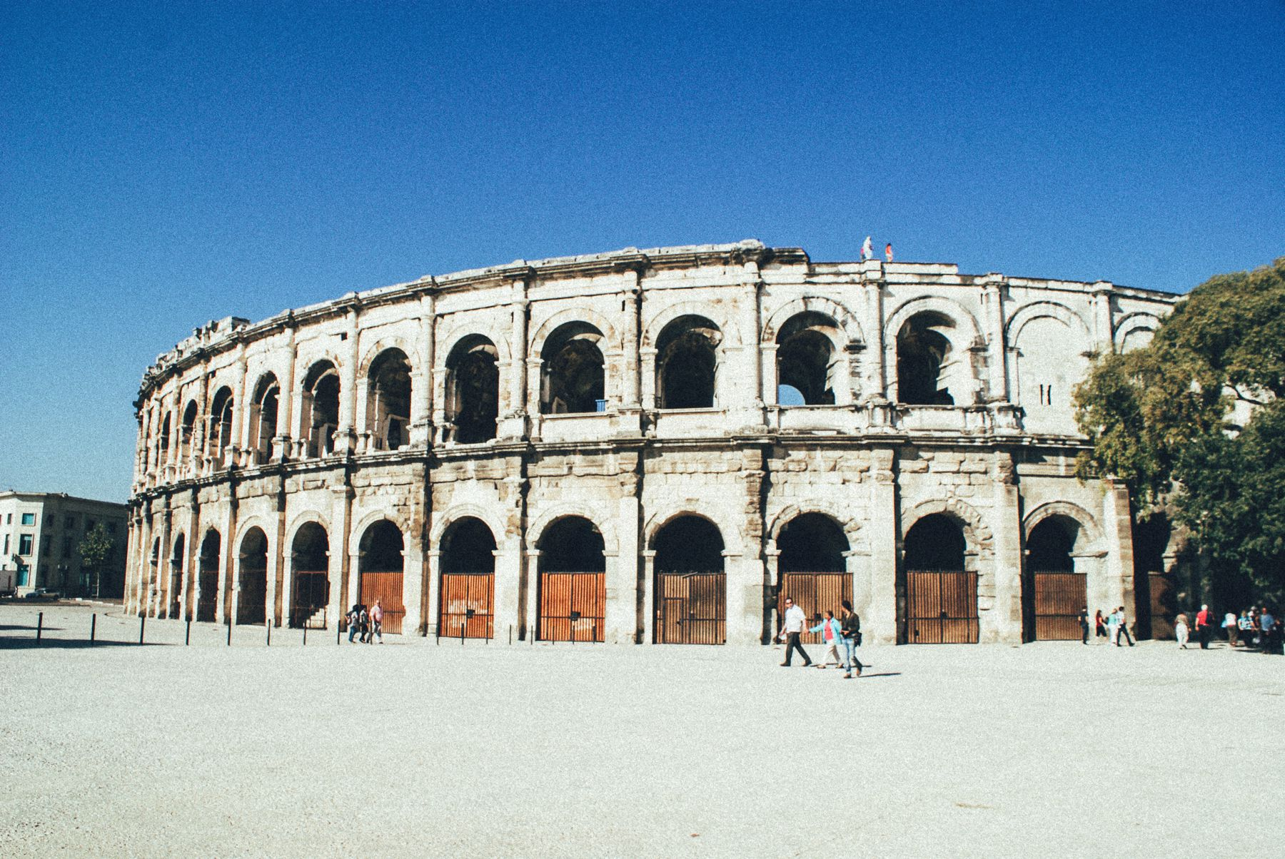 Visit Ancient Rome… in the South of France! In Nimes (10)