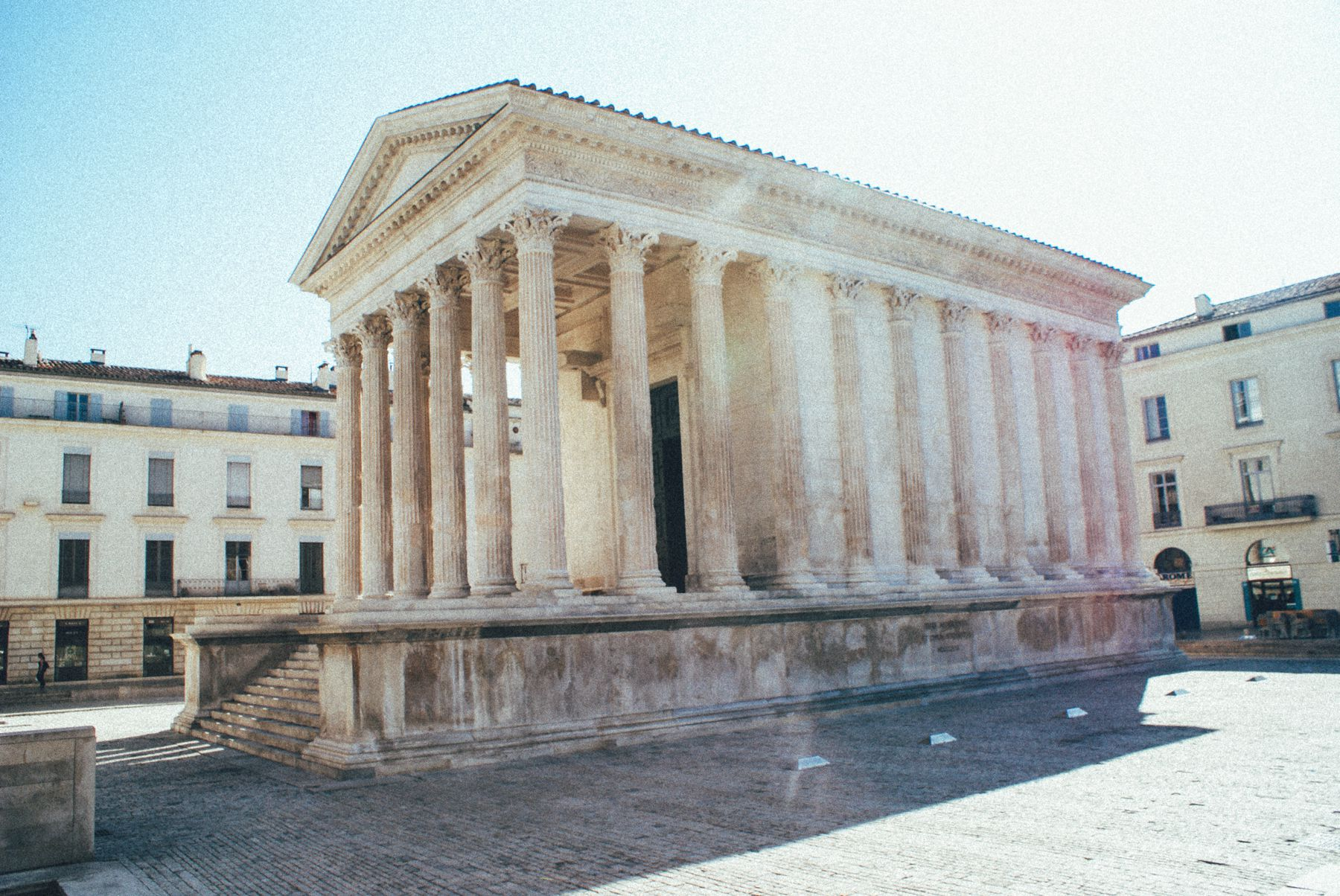 Visit Ancient Rome… in the South of France! In Nimes (12)