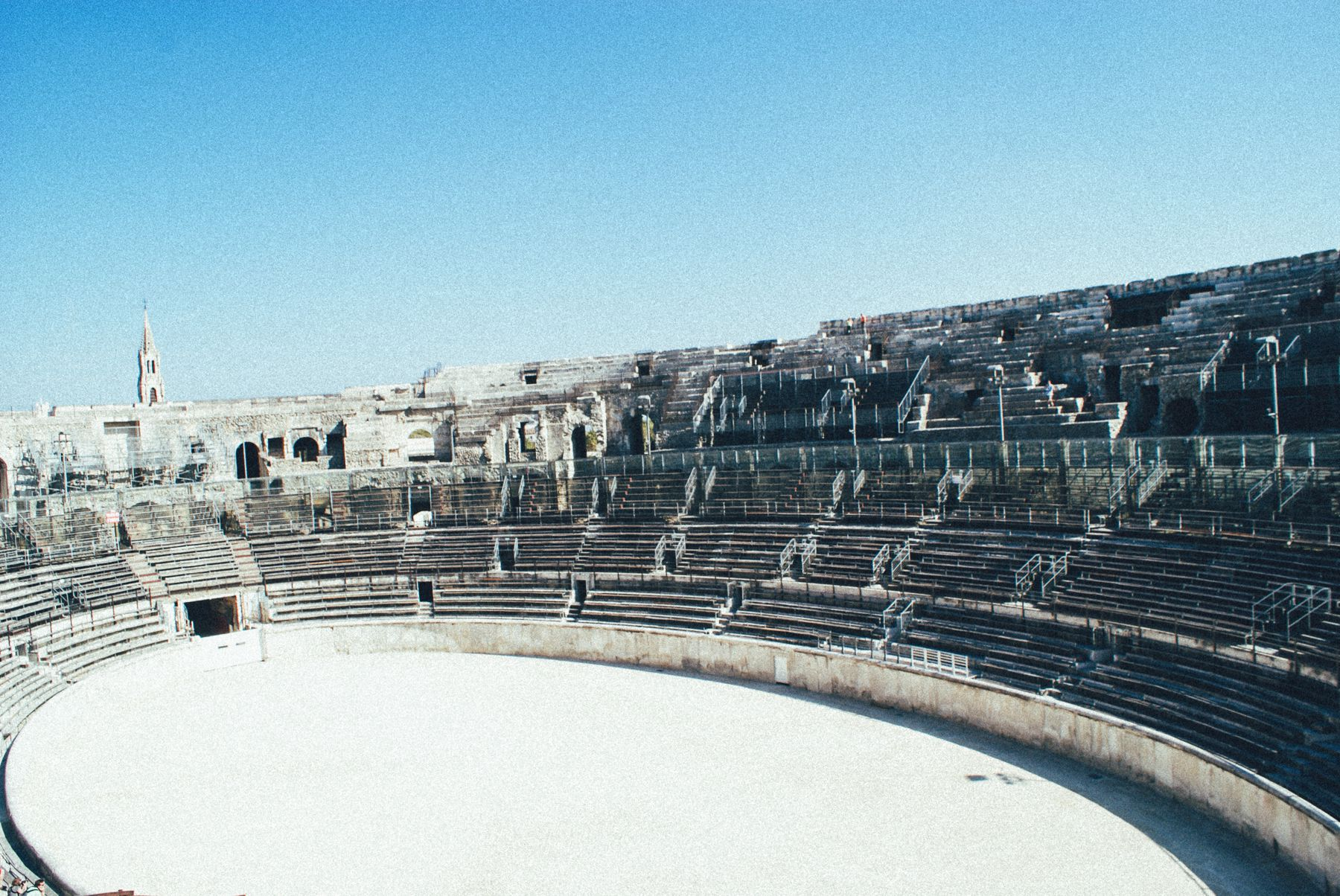 Visit Ancient Rome… in the South of France! In Nimes (21)
