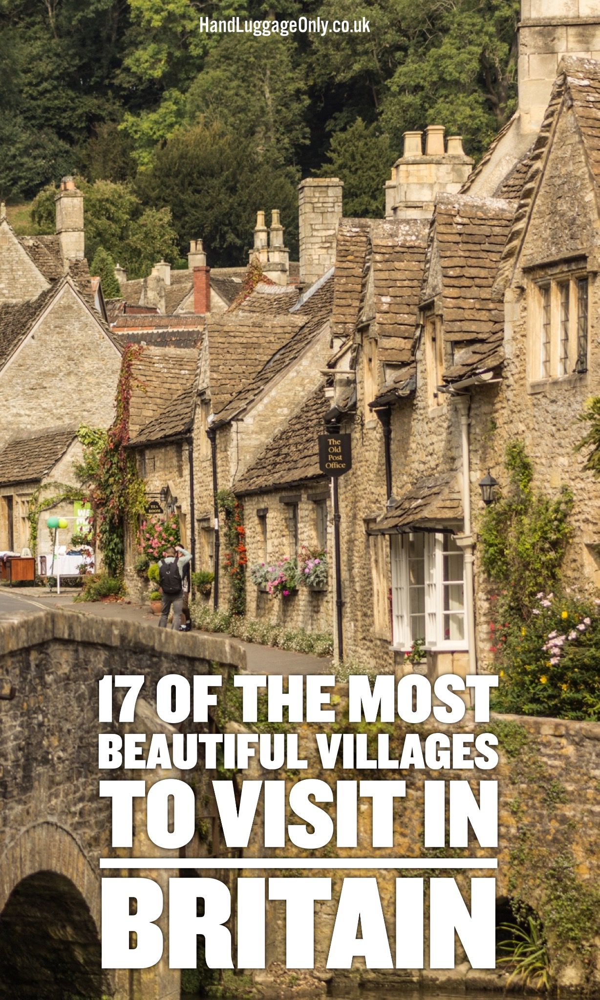 17 Of The Most Beautiful Villages To Visit In Britain!