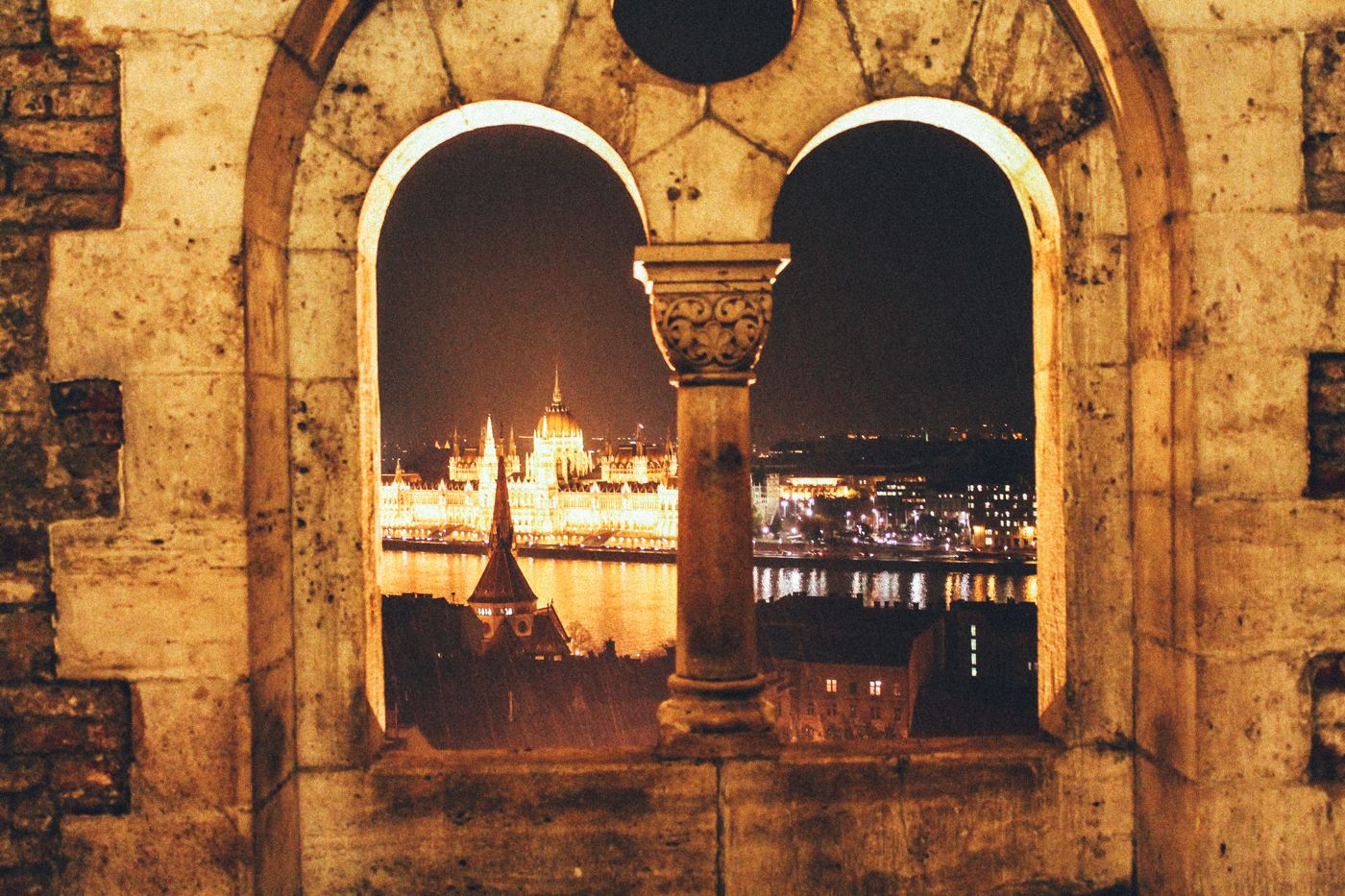 Budapest at Night! (1)