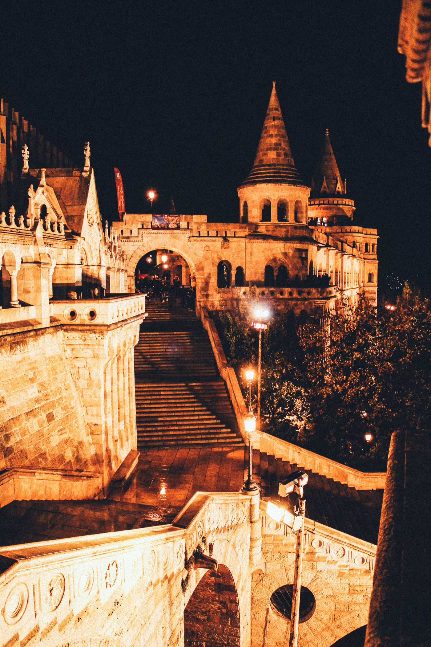 Budapest at Night! (2)