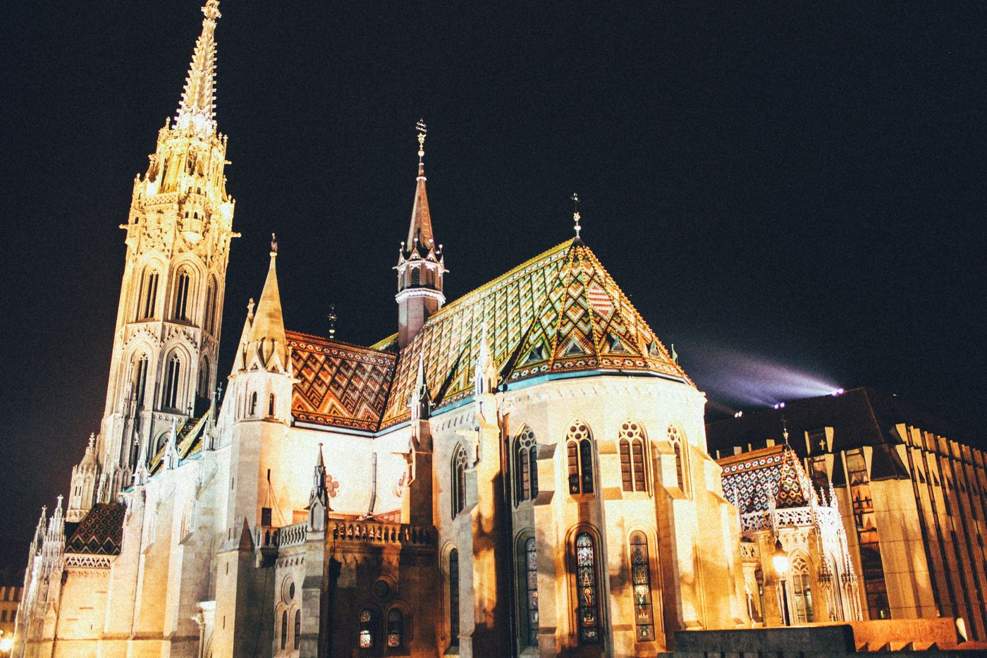 Budapest at Night! (5)