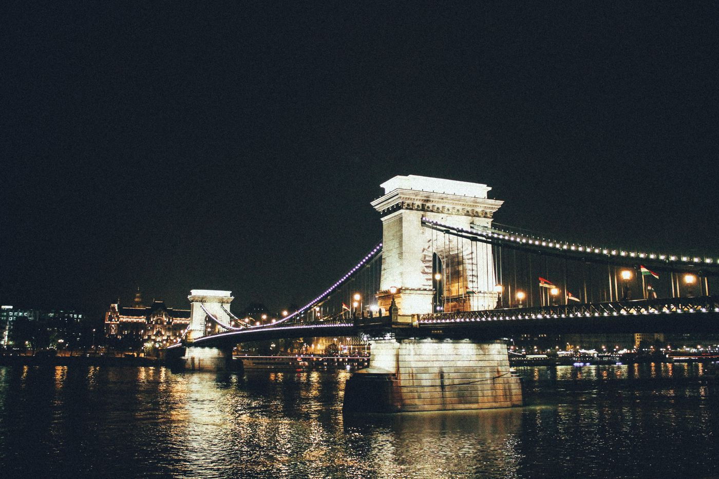 Budapest at Night! (7)
