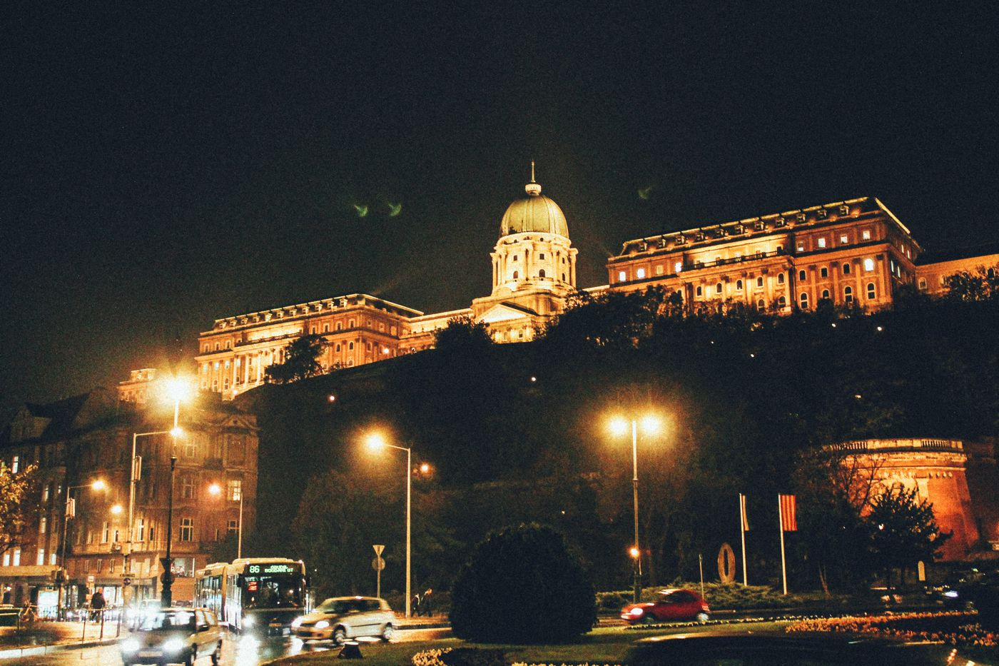Budapest at Night! (8)
