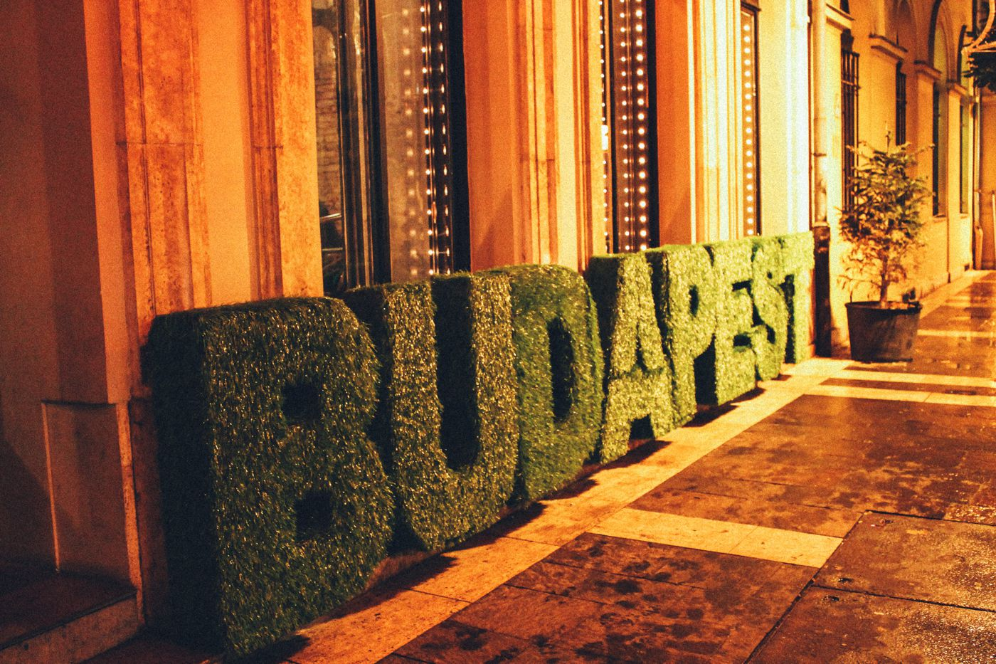 Budapest at Night! (11)