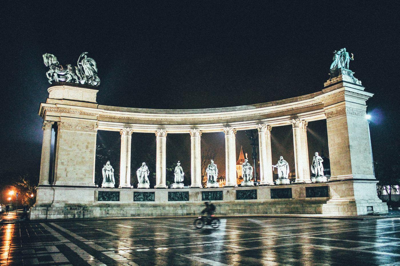 Budapest at Night! (22)