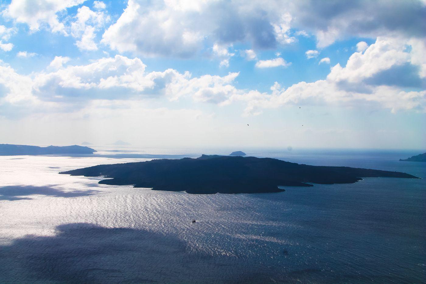 A Huge Grecian Hello From Santorini!!! (2)