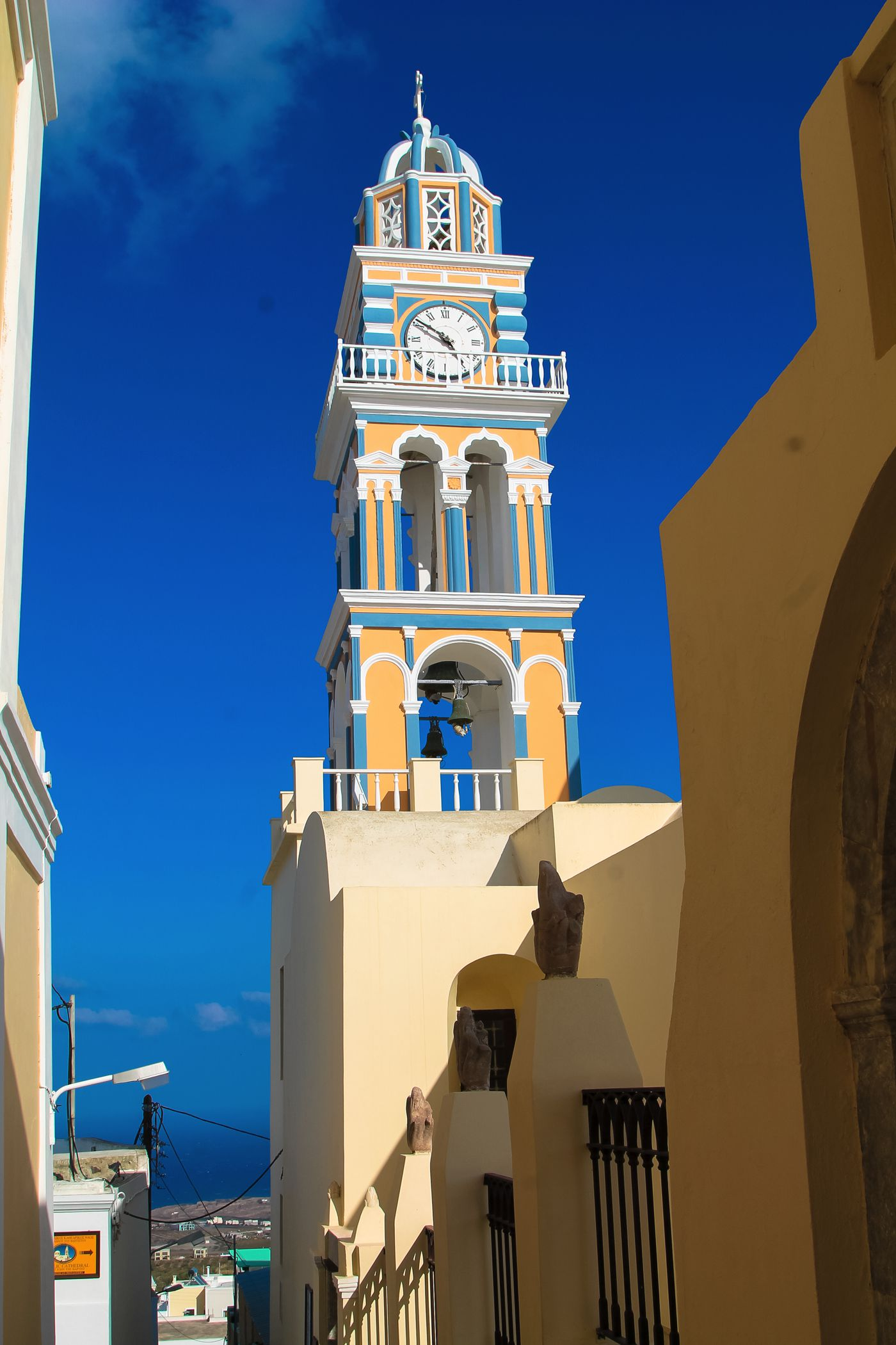 A Huge Grecian Hello From Santorini!!! (5)