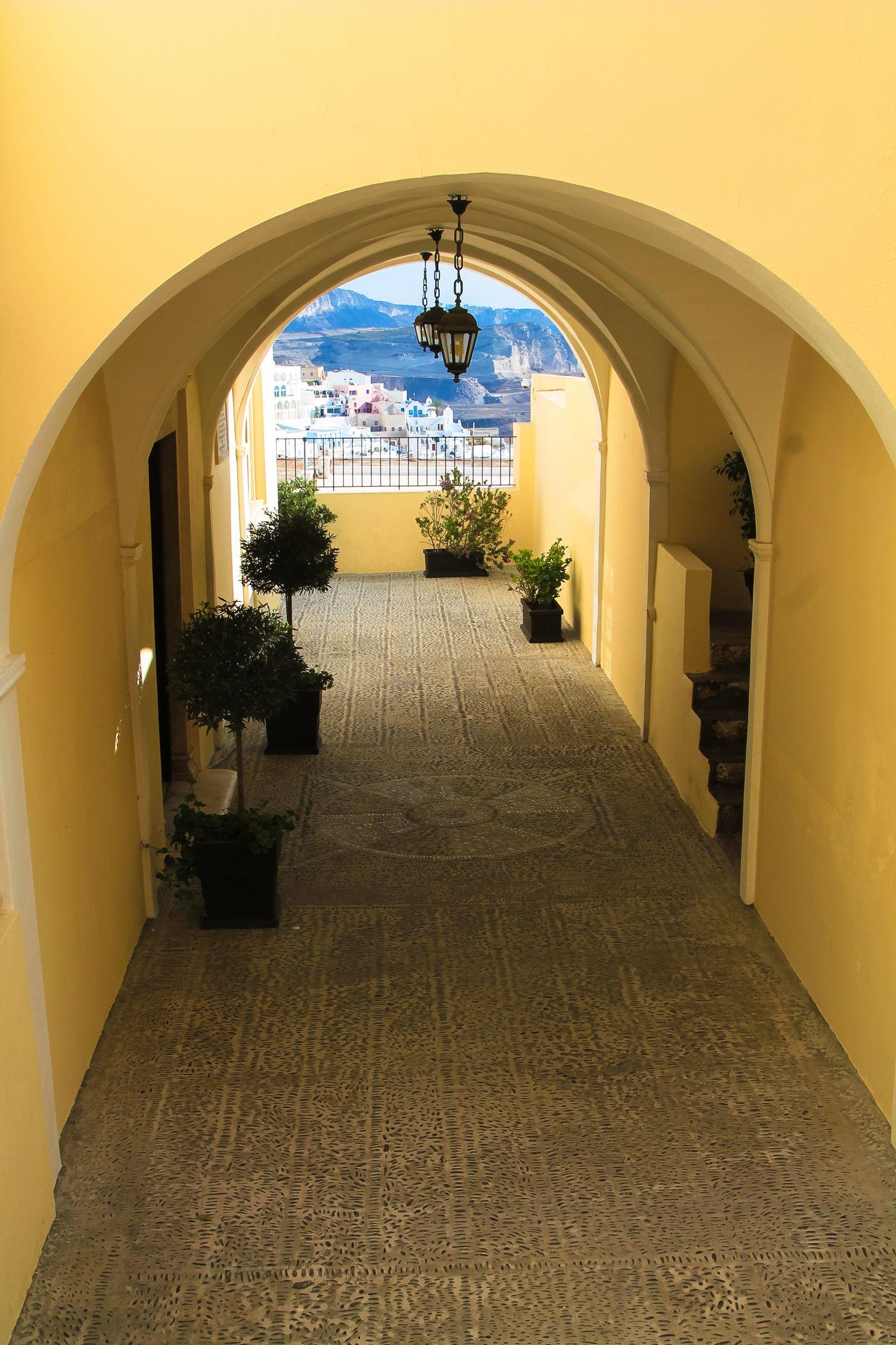 A Huge Grecian Hello From Santorini!!! (6)