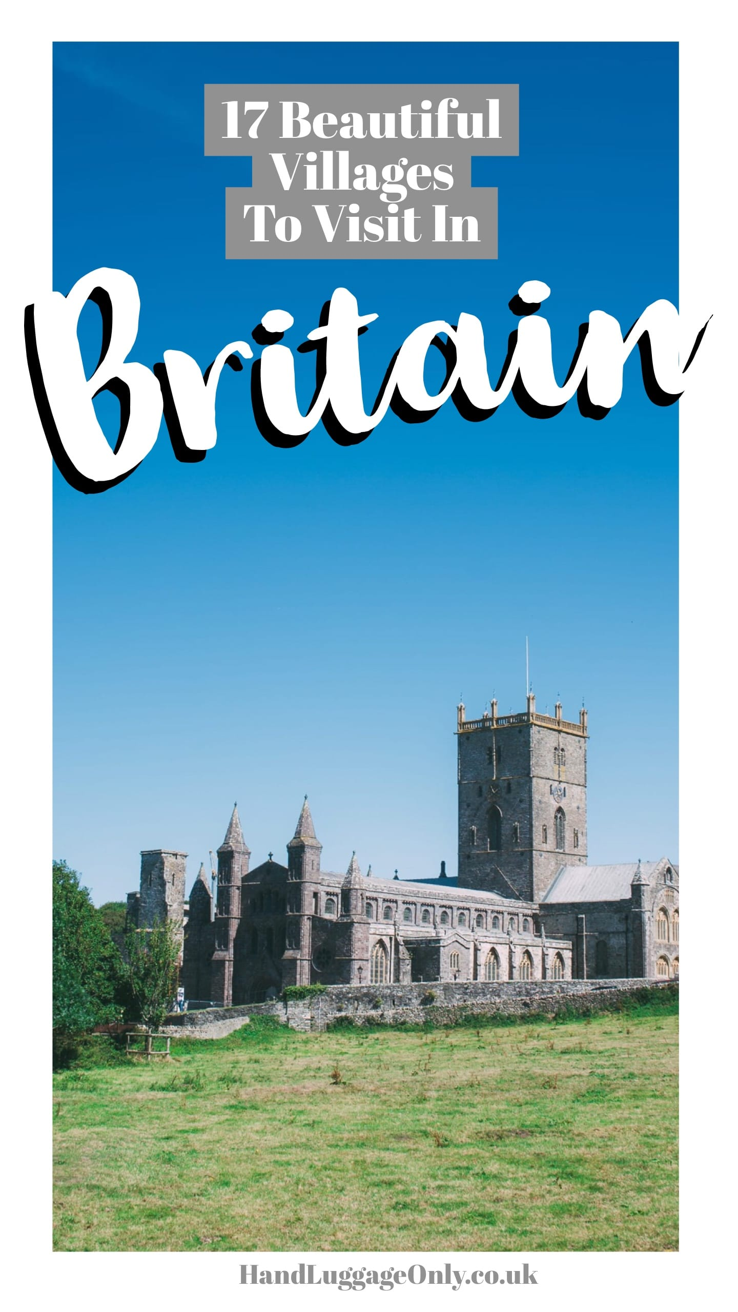 Beautiful Villages To Visit In Britain (1)