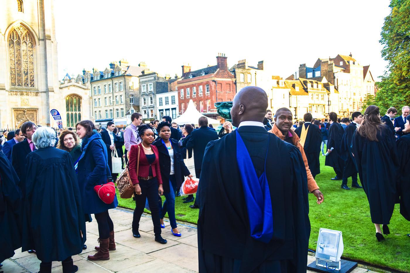 The University of Cambridge, Graduation, Senate House, Cambridge, England (21)