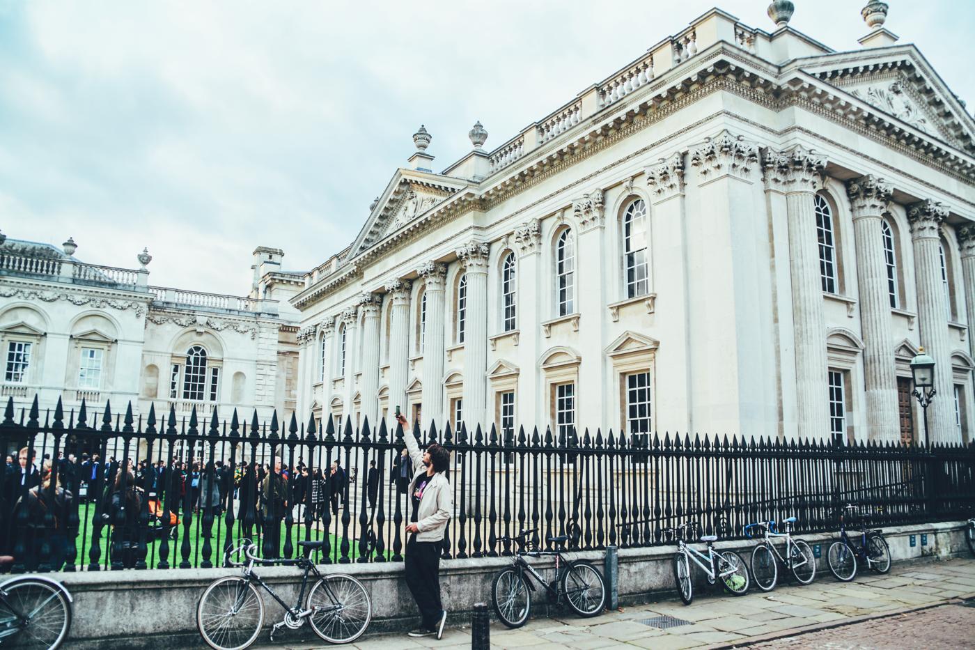 The University of Cambridge, Graduation, Senate House, Cambridge, England (14)