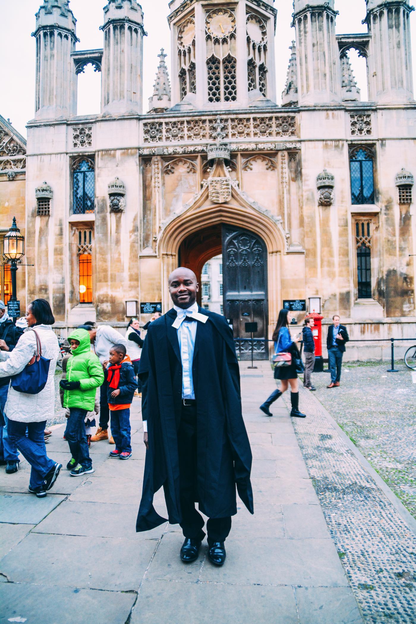 The University of Cambridge, Graduation, Senate House, Cambridge, England (9)