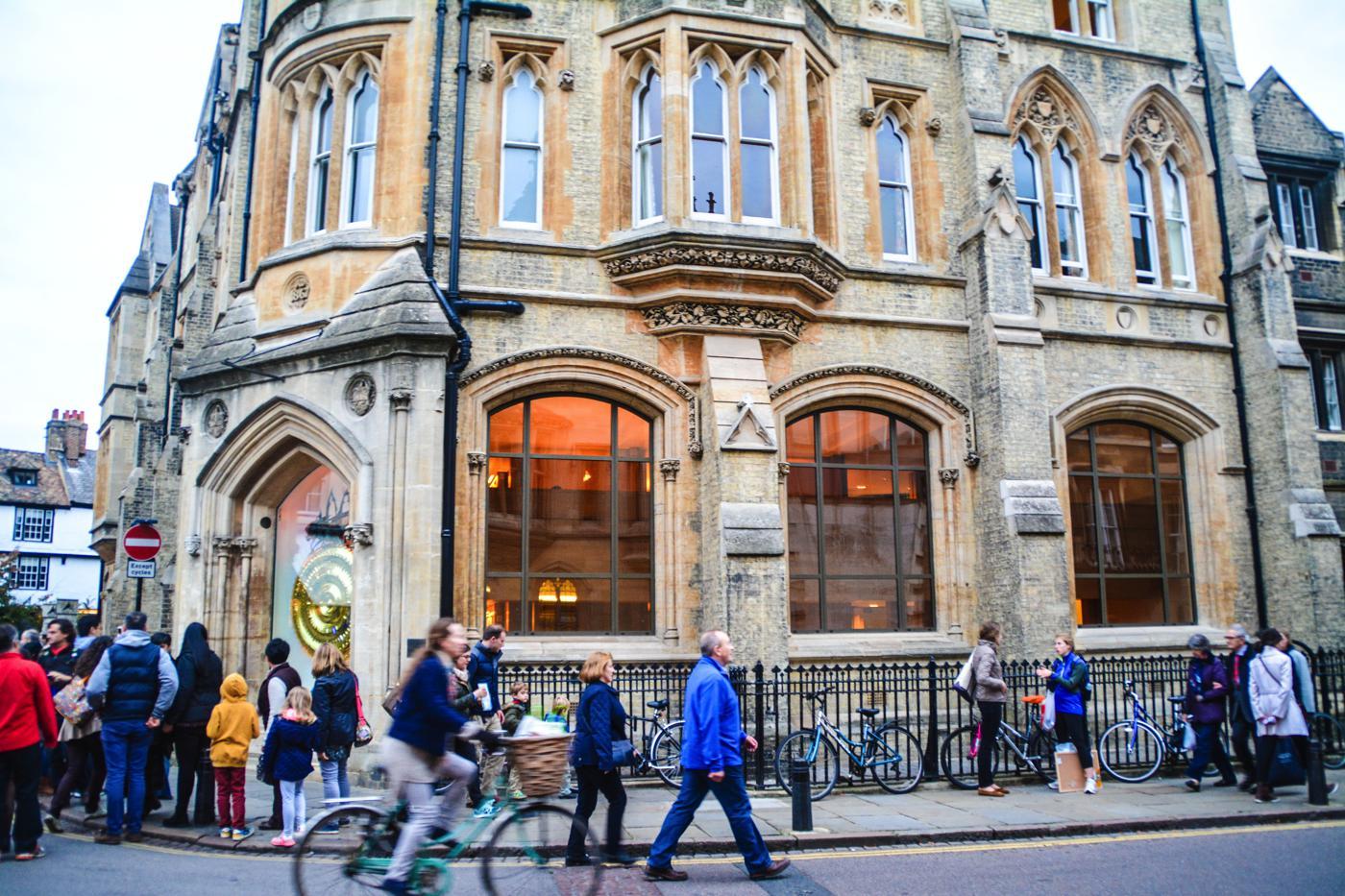 The University of Cambridge, Graduation, Senate House, Cambridge, England (8)