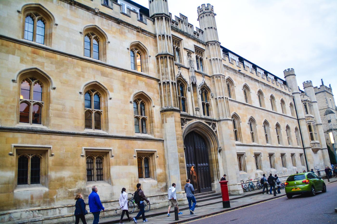 The University of Cambridge, Graduation, Senate House, Cambridge, England (5)