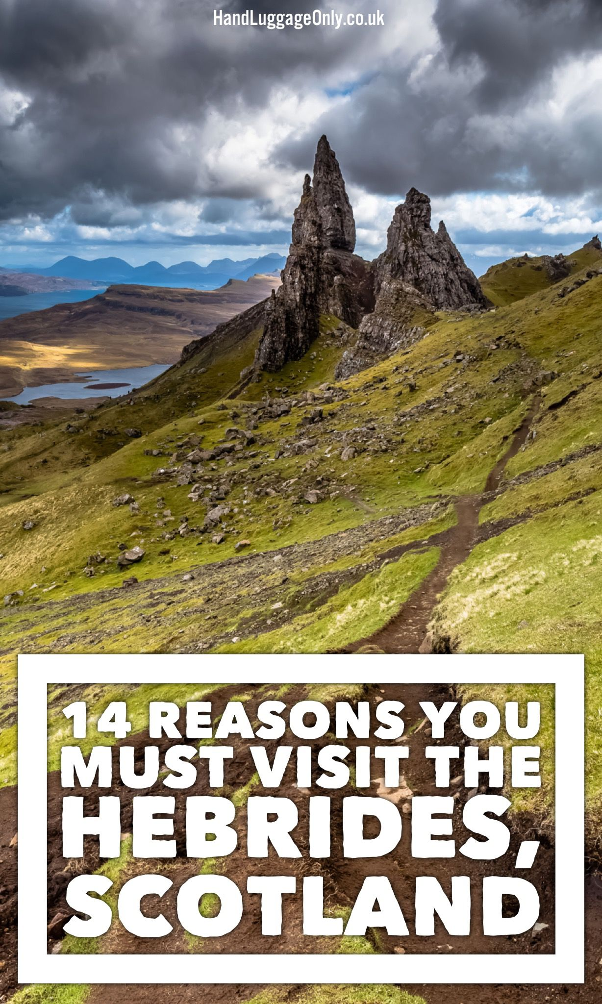 14 Reasons You Have To Visit The Hebrides in Scotland! (1)