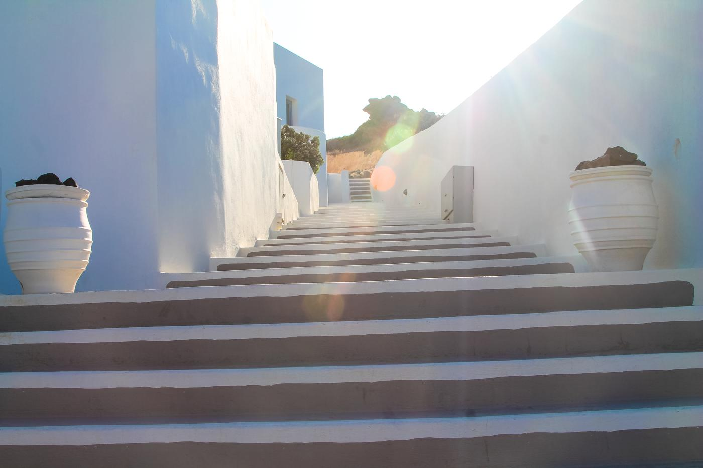 Sunrise To Sunset in Oia and Fira in Santorini, Greece! (1)