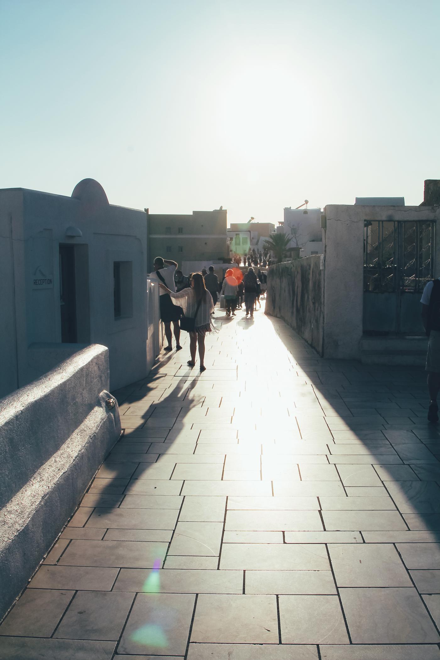 Sunrise To Sunset in Oia and Fira in Santorini, Greece! (15)