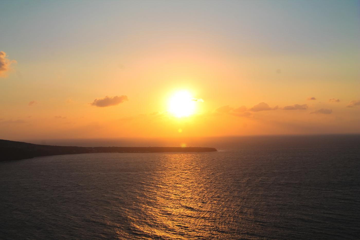 Sunrise To Sunset in Oia and Fira in Santorini, Greece! (21)