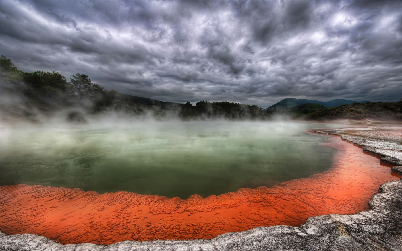 Unbelievably Beautiful Places In The World You Probably Never - 10 geological hotspots to visit in new zealand