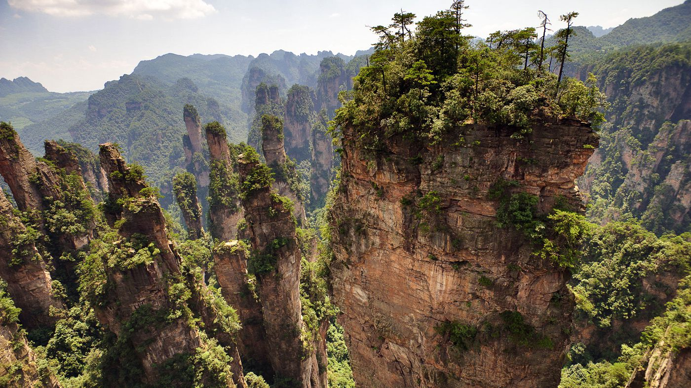 10 Unbelievably Beautiful Places In The World You Probably Never Heard Of But Should Visit