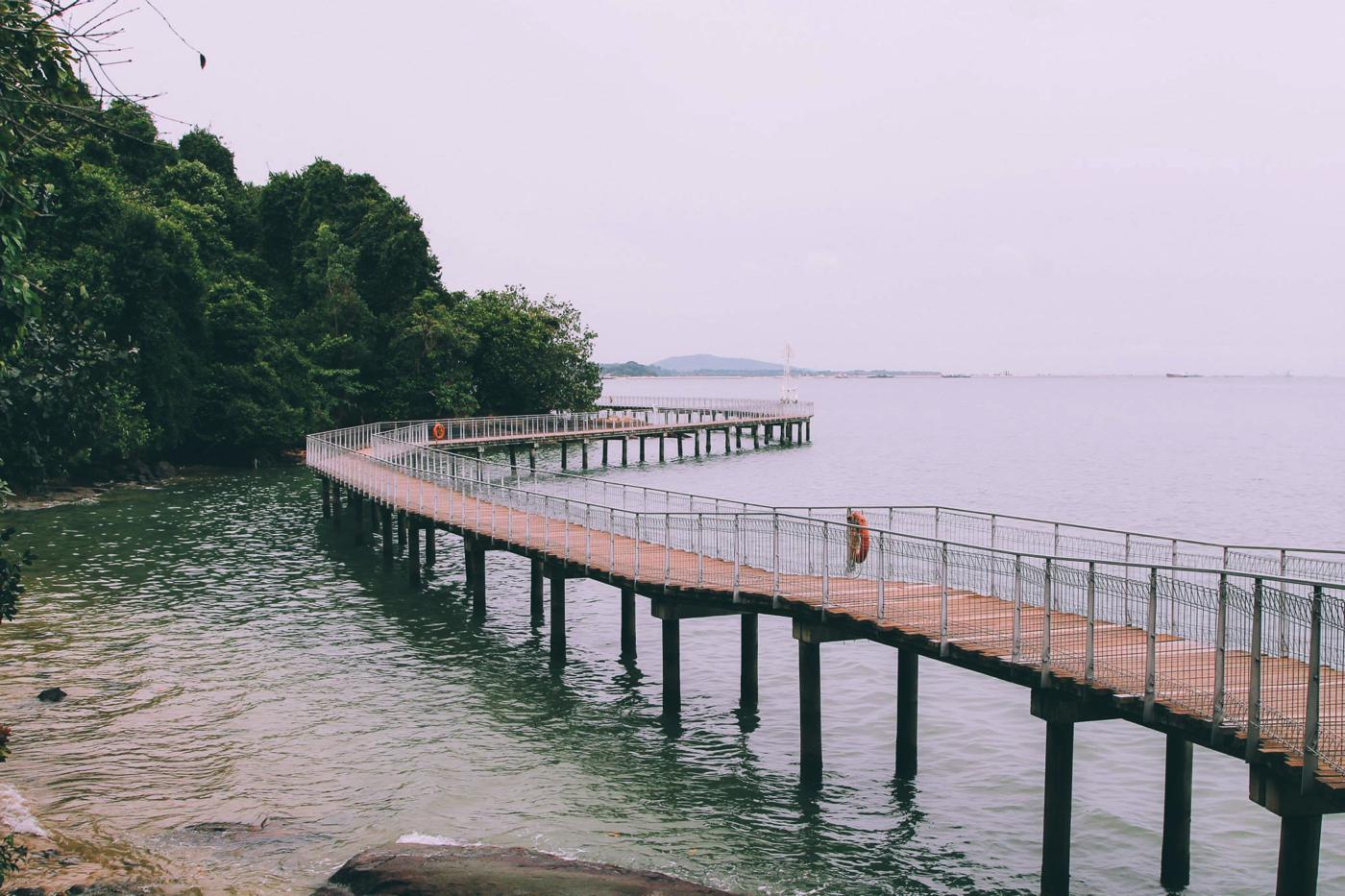 Going Off The Beaten Track in Singapore: Exploring Ubin Island... (11)
