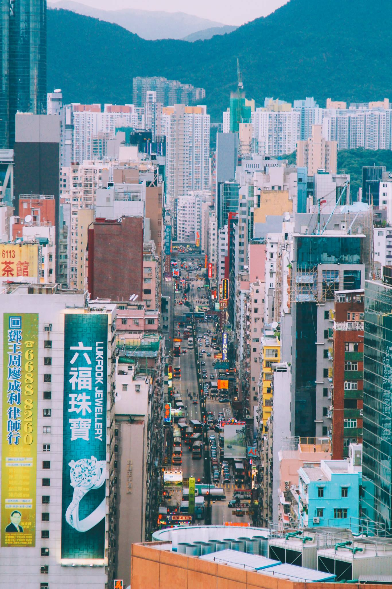 First Impressions Of Hong Kong! (3)