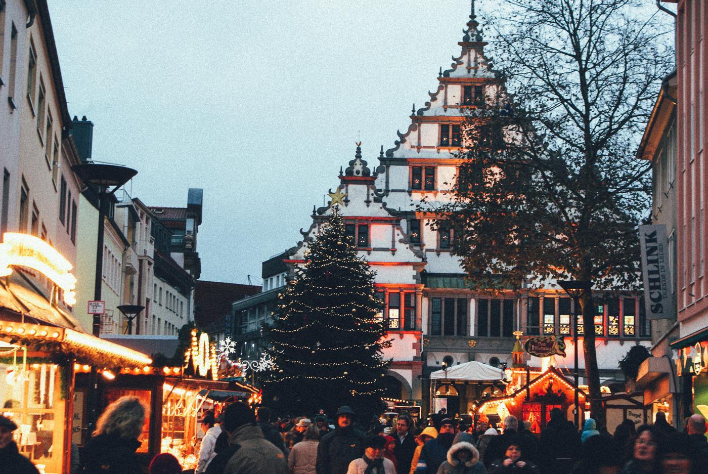 German Christmas Market, Winter (2)