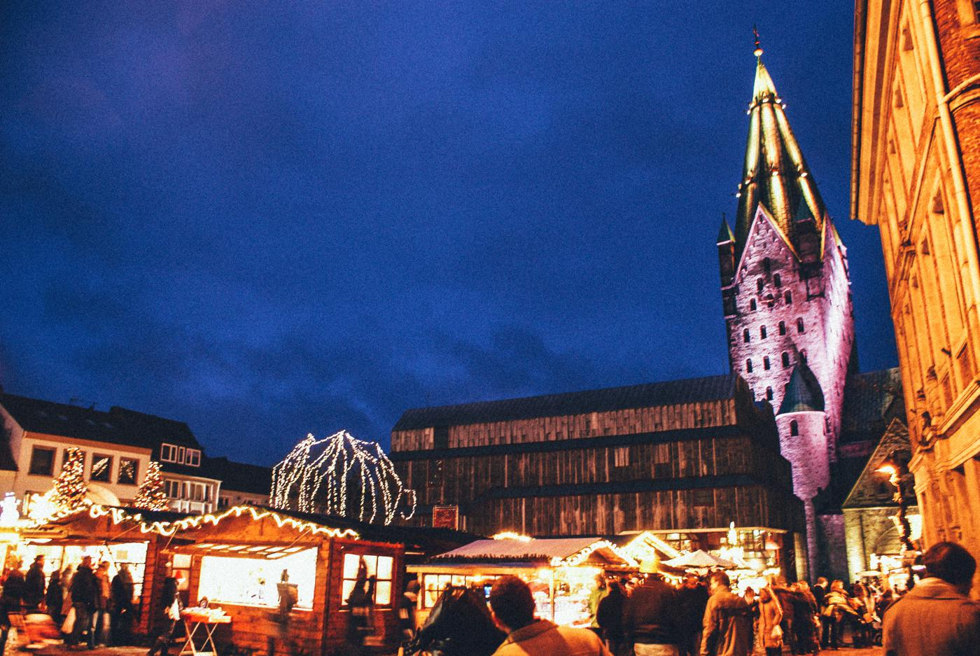 German Christmas Market, Winter (9)