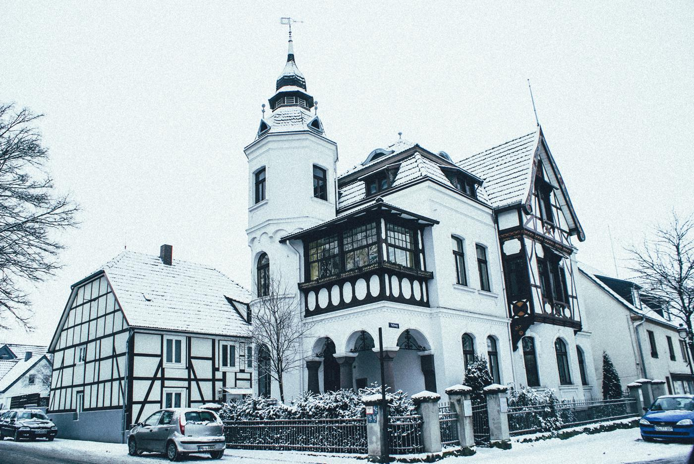 Snow, Winter, Driving in Germany (4)