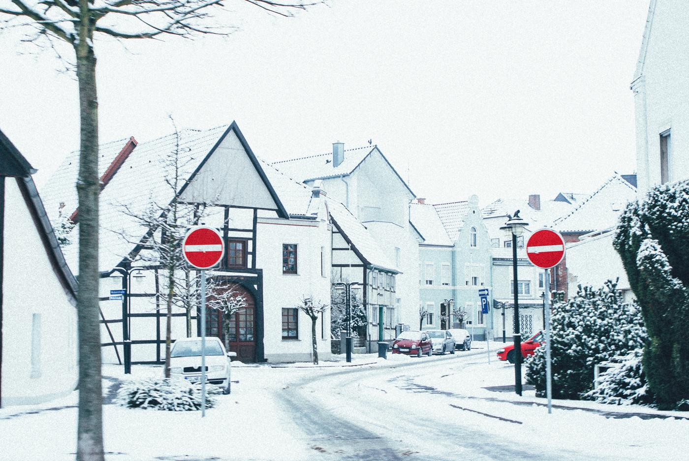 Snow, Winter, Driving in Germany (5)
