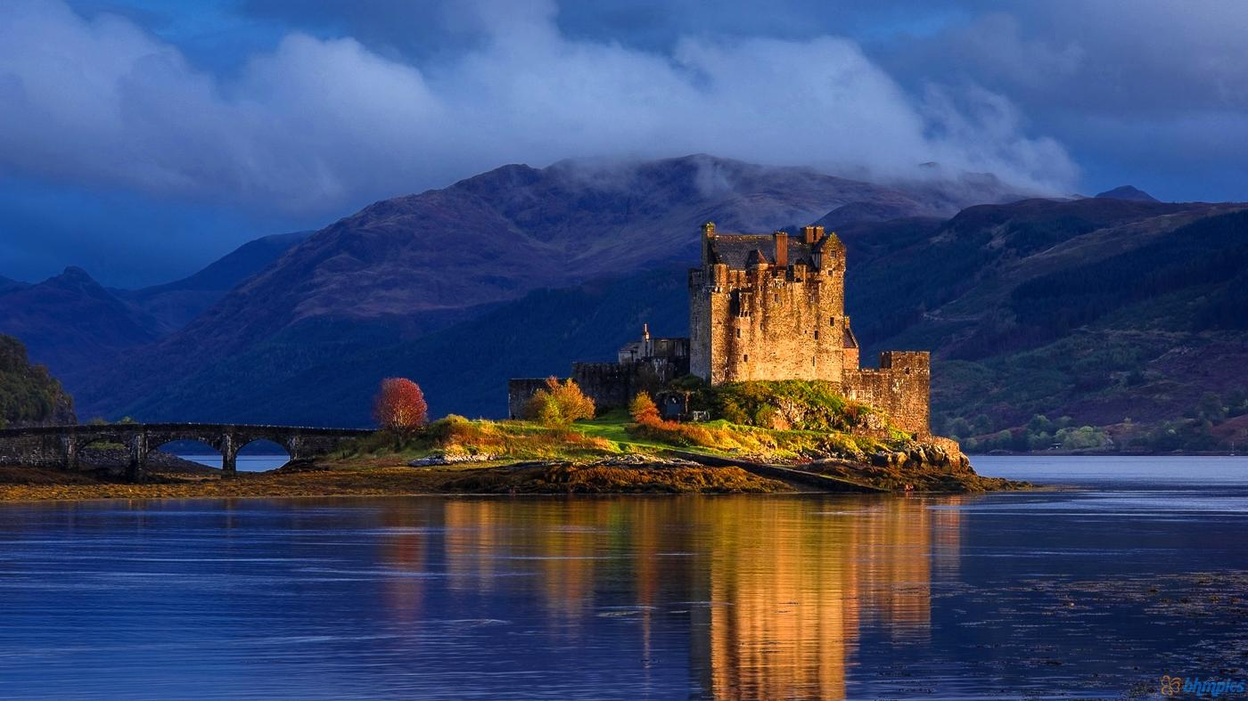 The Ultimate Map Of Things To See When Visiting Scotland Hand Luggage Only Travel Food