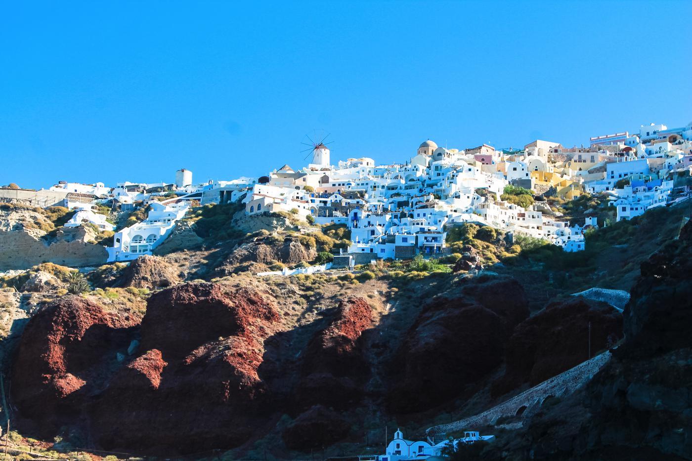 Things To Do When Sailing Around Santorini... (5)