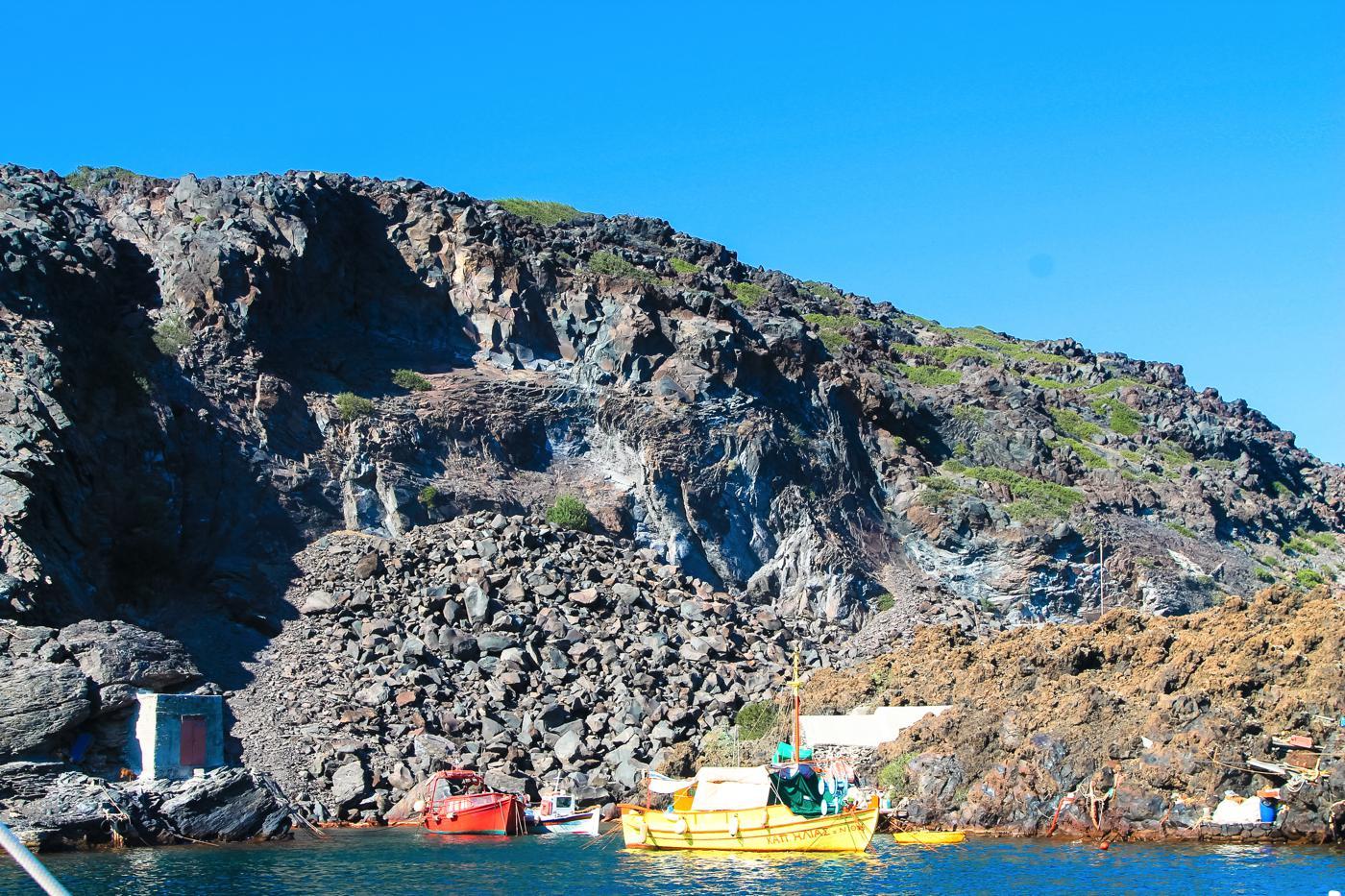 Things To Do When Sailing Around Santorini... (7)